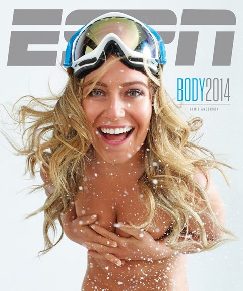 ESPN The Magazine Cover - 7/21/2014
