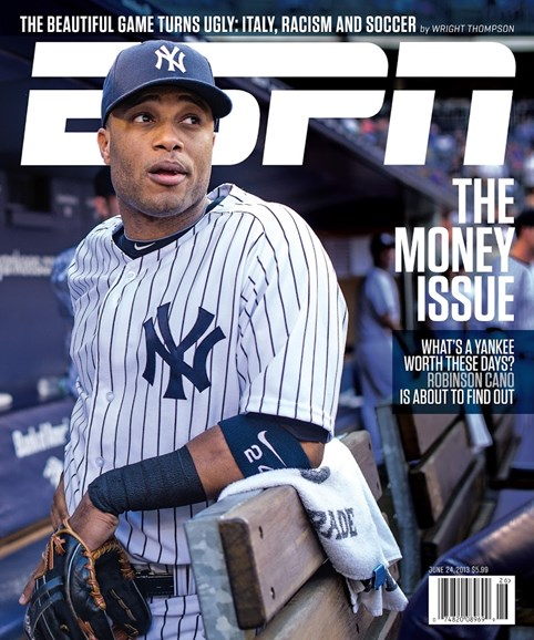 ESPN The Magazine Cover - 6/24/2013