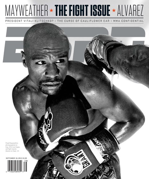ESPN The Magazine Cover - 9/16/2013