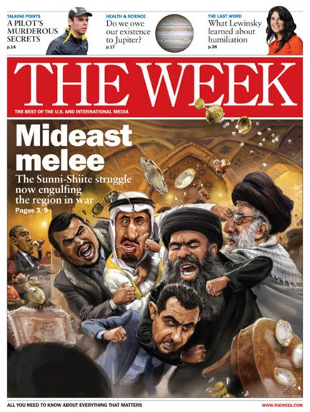 The Week Cover - 4/11/2015