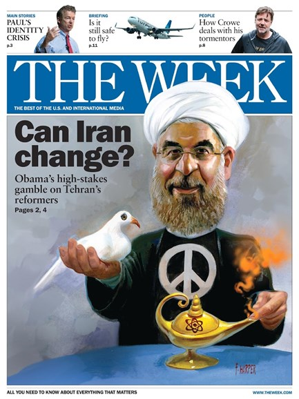 The Week Cover - 4/17/2015