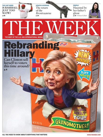 The Week Cover - 4/24/2015