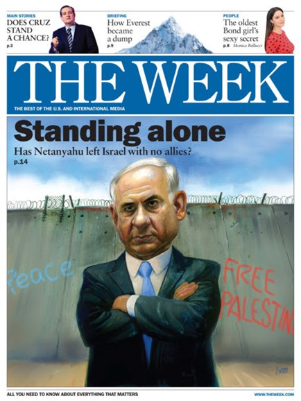 The Week Cover - 4/4/2015
