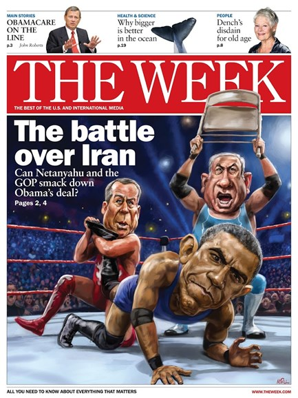 The Week Cover - 3/14/2015