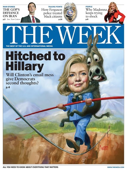The Week Cover - 3/21/2015