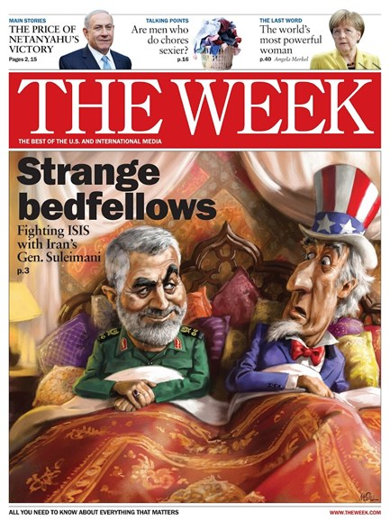 The Week Cover - 3/27/2015