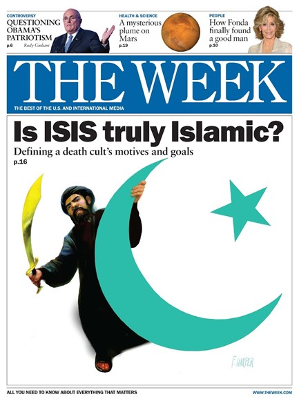 The Week Cover - 3/7/2015