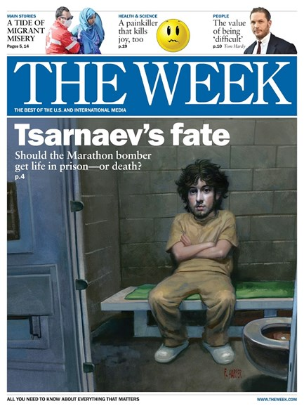 The Week Cover - 5/2/2015