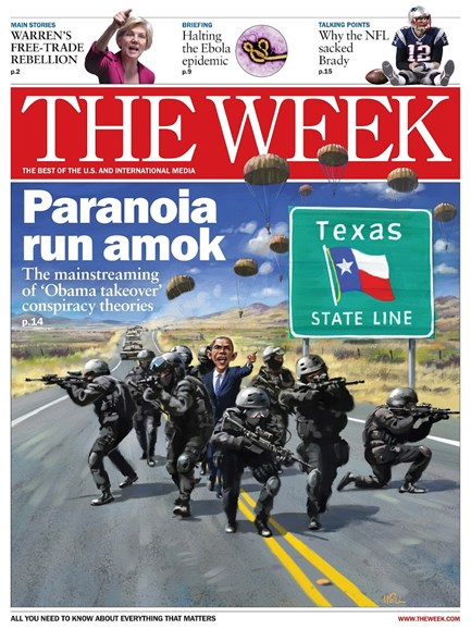 The Week Cover - 5/23/2015