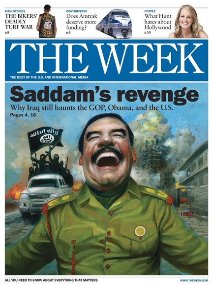 The Week Cover - 5/30/2015