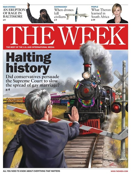 The Week Cover - 5/9/2015