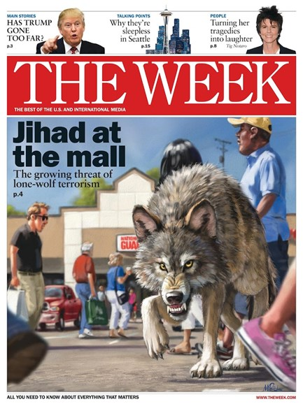 The Week Cover - 8/1/2015