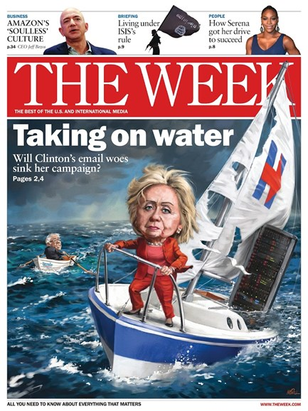 The Week Cover - 8/29/2015