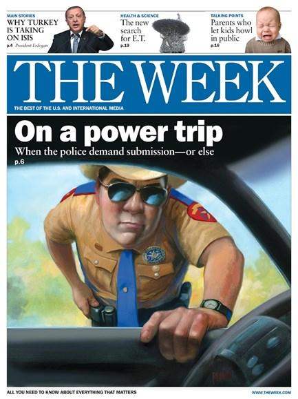The Week Cover - 8/8/2015