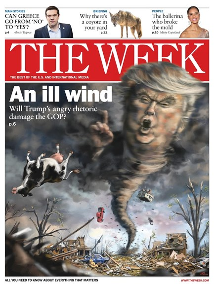 The Week Cover - 7/18/2015