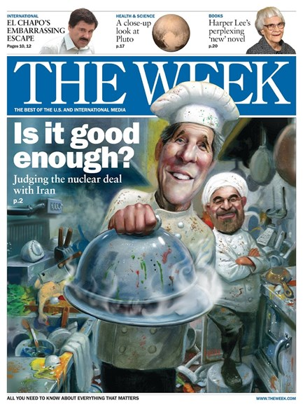 The Week Cover - 7/25/2015