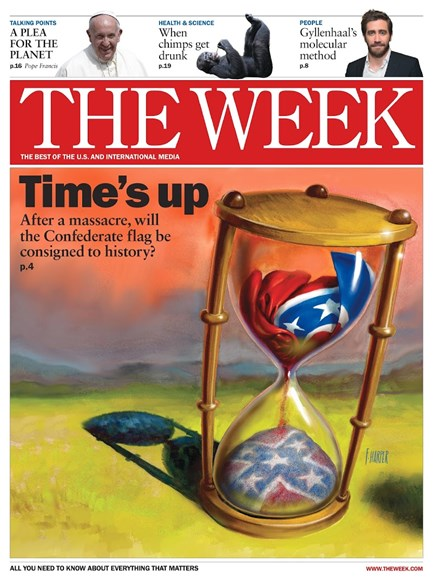 The Week Cover - 7/4/2015