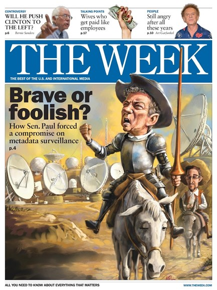 The Week Cover - 6/13/2015