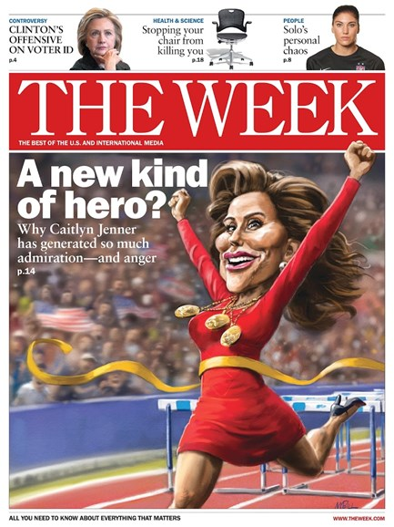 The Week Cover - 6/20/2015