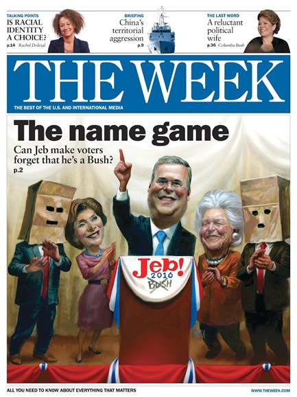 The Week Cover - 6/27/2015