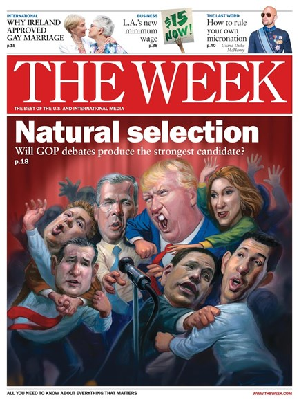The Week Cover - 6/6/2015