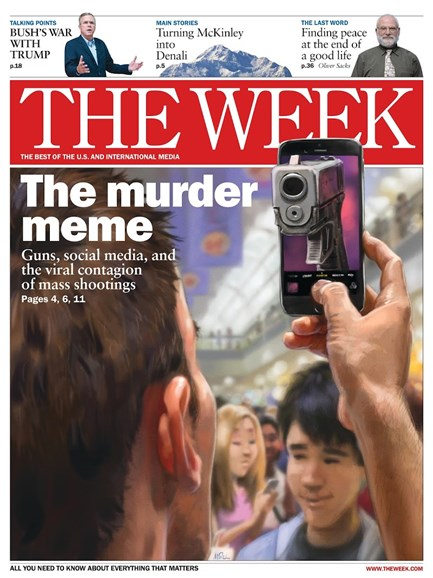 The Week Cover - 9/12/2015