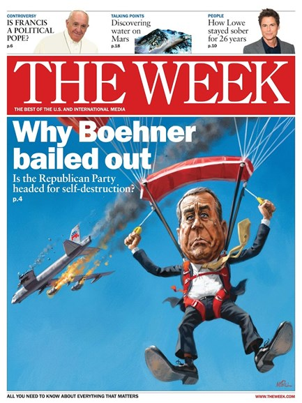 The Week Cover - 10/10/2015