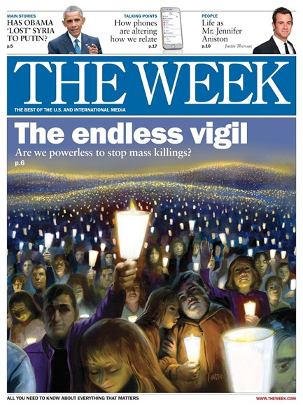 The Week Cover - 10/17/2015