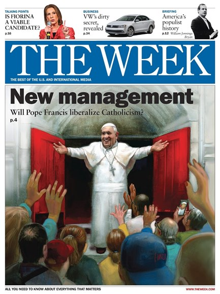 The Week Cover - 10/3/2015
