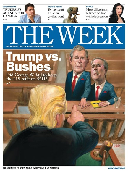 The Week Cover - 10/31/2015