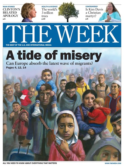 The Week Cover - 9/19/2015