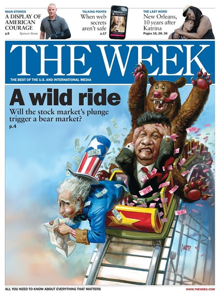 The Week Cover - 9/5/2015