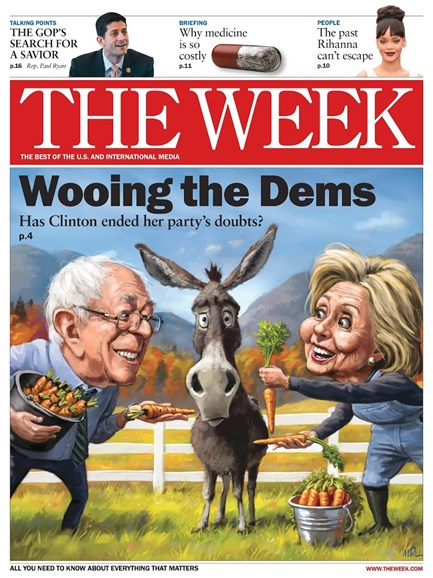 The Week Cover - 10/24/2015