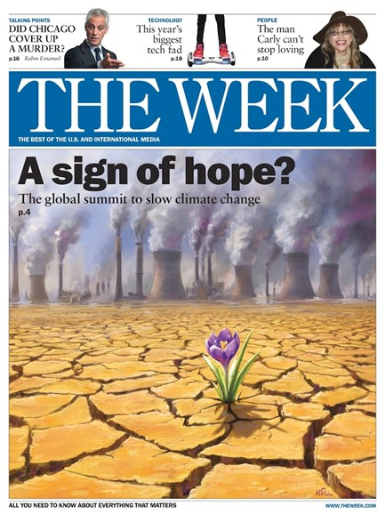 The Week Cover - 12/12/2015