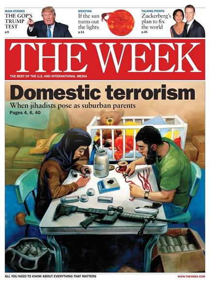 The Week Cover - 12/19/2015