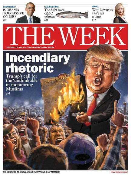 The Week Cover - 12/5/2015