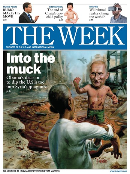 The Week Cover - 11/13/2015