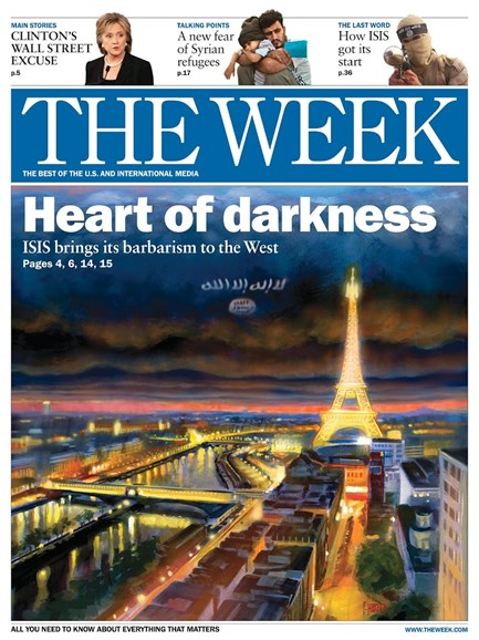 The Week Cover - 11/28/2015