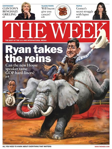The Week Cover - 11/7/2015