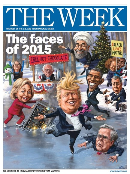 The Week Cover - 12/25/2015