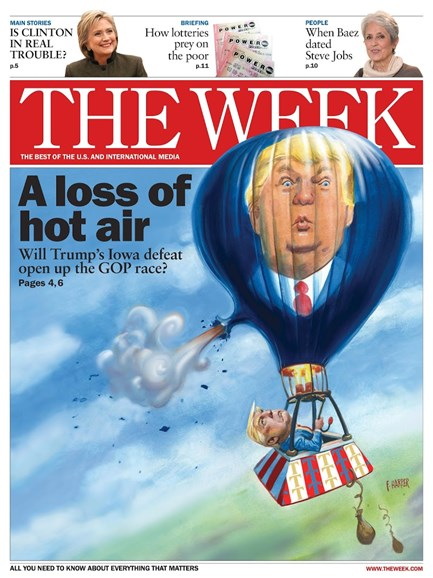 The Week Cover - 2/12/2016