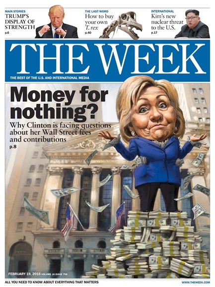The Week Cover - 2/19/2016