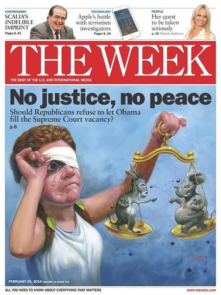 The Week Cover - 2/26/2016