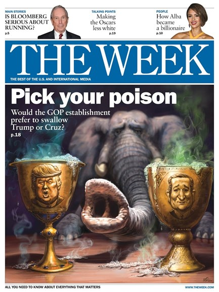 The Week Cover - 2/5/2016