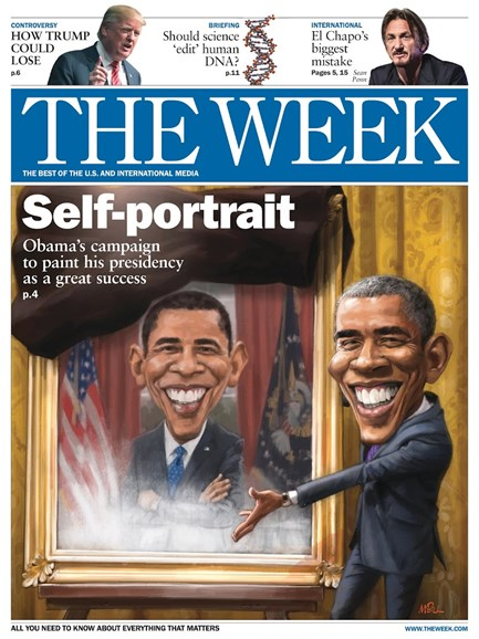 The Week Cover - 1/22/2016