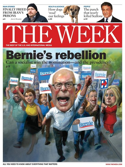 The Week Cover - 1/29/2016