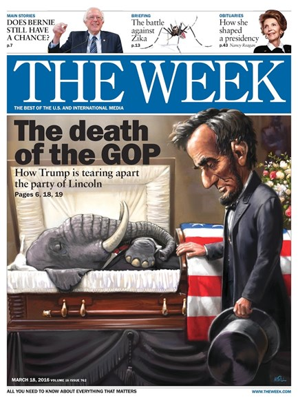 The Week Cover - 3/18/2016