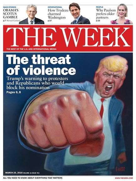 The Week Cover - 3/25/2016