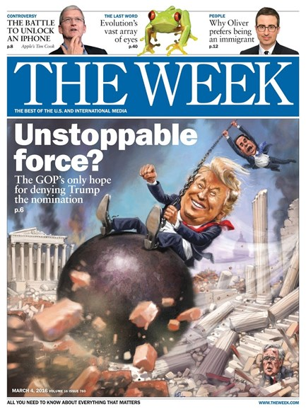 The Week Cover - 3/4/2016