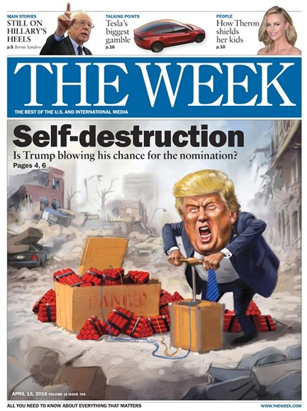The Week Cover - 4/15/2016
